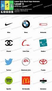 Logos Quiz Gouci App Answers - Game Solver