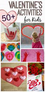 Over 50 FUN valentines activities for kids- arts and ...