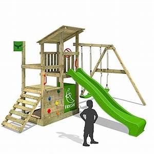 Sandkasten Kunststoff Xxl : fatmoose kletterger st fruityforest fun xxl spielturm kletterturm beach house auf 3 ebenen ~ Orissabook.com Haus und Dekorationen