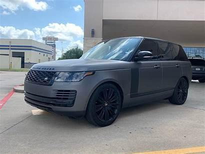 Rover Range Matte Wrap 3m Grey