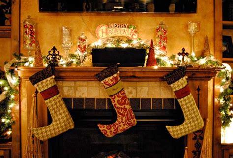 50 most beautiful christmas fireplace decorating ideas