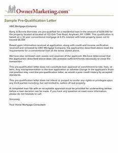 fillable online sample pre qualification letter pre With online prequalification letter