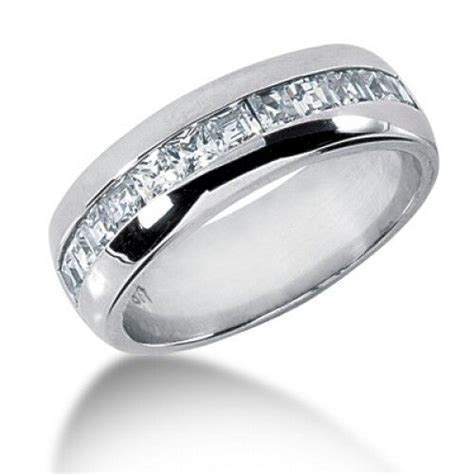 simplistic men s or less flashy women s engagement ring