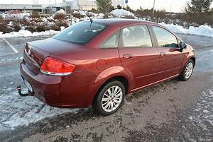 Fiat Linea 1 3 Diesel Multijet Sedan Sedan 2009