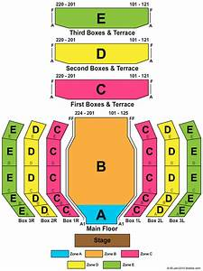 Clowes Memorial Hall Seating Chart Clowes Memorial Hall