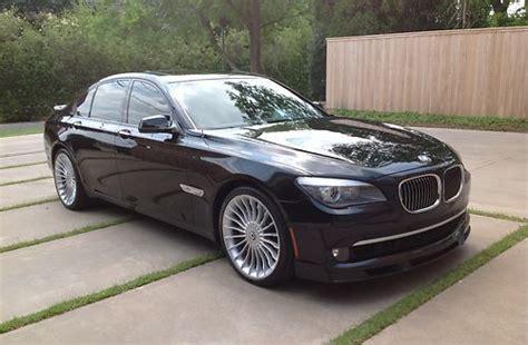 Sell Used 2012 Bmw Alpina B7 Swb In Dallas, Texas, United