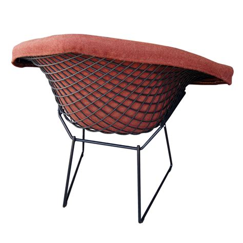 1 vintage original bertoia chair cushion