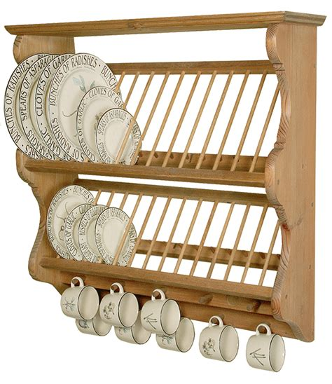 hotwells pine penny pine plate racks plate racks dish rack design kitchen shelves