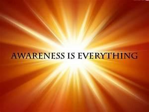 Bursts Of Light   U0026quot Awareness Is Everything U0026quot
