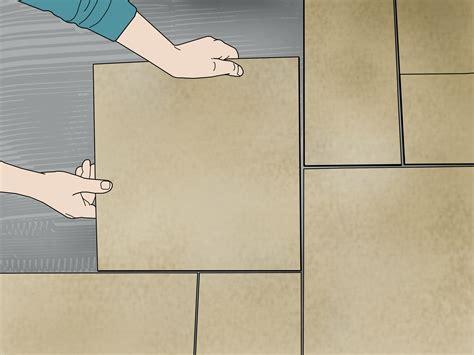 install ceramic tile   floor  steps