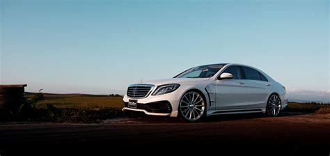 Wald Mercedes S-class Returns In New Pictures