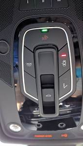 Audi A4 Panel Buttons - Page 2