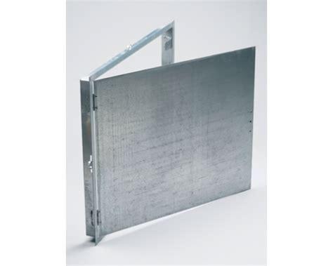 trappe d acces murale sanitrap boutique pvs trappe murale en acier galvanis 233 pour vide sanitaire r 233 f pvs