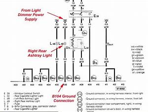 09 Audi A4 Quattro Front Headlight Wiring Diagram