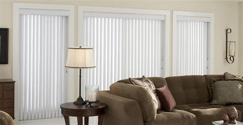 check  linen white vertical blinds   day blinds