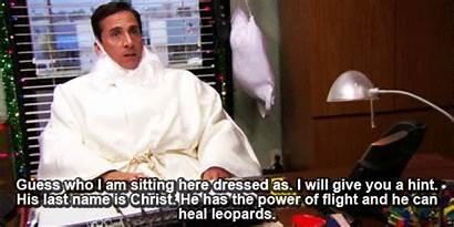 Santa Office Christmas Episodes Holiday Secret Youre