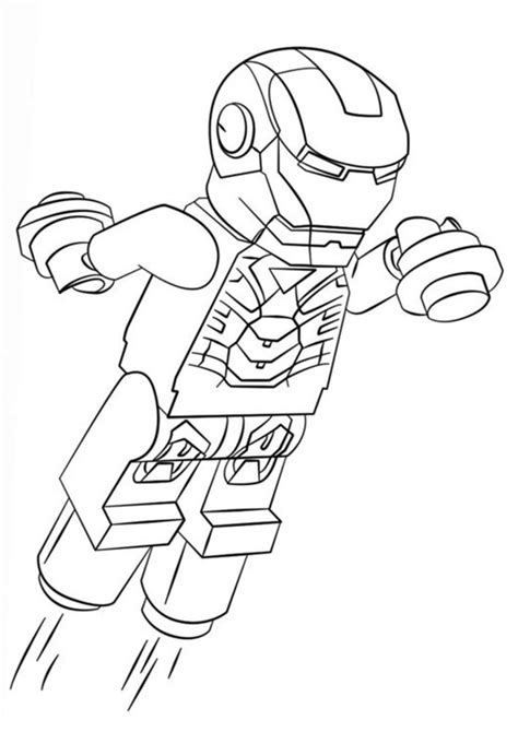 easy  print iron man coloring pages tulamama