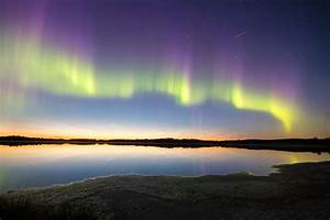 Shapes And Types Of Aurora