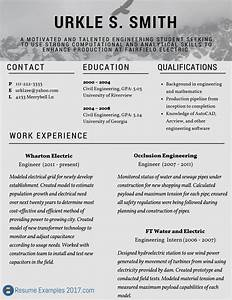 successful resume examples examples of resumes With excellent resume example