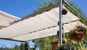 Outdoor Teppich Auf Maß : terrassenbeschattung mit outdoor plissees und seilspannsonnensegeln von ~ Indierocktalk.com Haus und Dekorationen