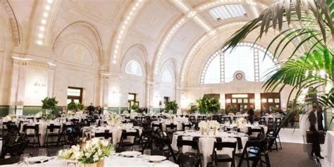 great hall  union station weddings  prices