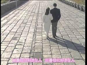 柏原芳恵 最愛PV 60fps - YouTube
