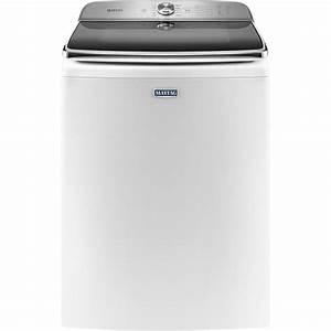 User Manual Maytag Mvwb965hw 6 Cu  Ft  30 Inch Top Load Washer