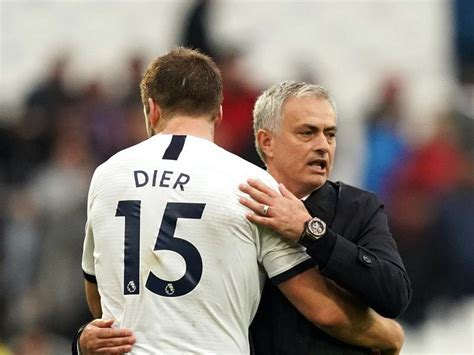 Eric Dier: Tottenham players determined to prove Jose ...