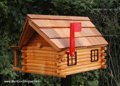 plans  build wooden mailbox  plans