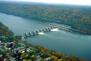 Shell Cracker May Spur  2 3b Upgrade Of Locks  Dams On Ohio