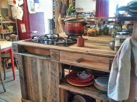 what is an island kitchen pallet kitchen island wood kitchen island pallet wood 8943