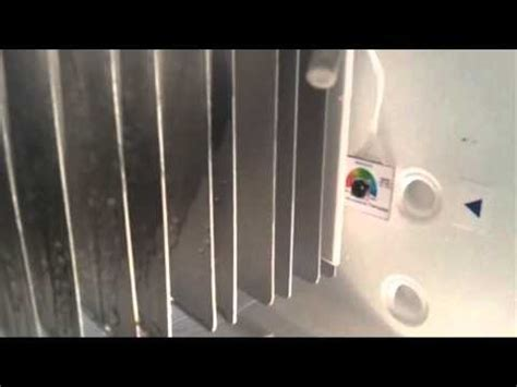dometic rv refrigerator freezes   youtube