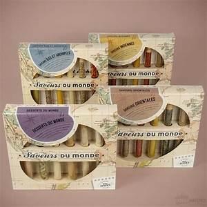 Coffret Cadeau Biere Du Monde : coffret saveurs du monde 6 epices cadeau maestro ~ Teatrodelosmanantiales.com Idées de Décoration