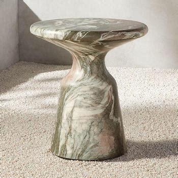 column grey pedestal