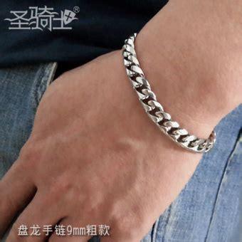 cek harga baru mengkilap gelang modis pria gelang emas