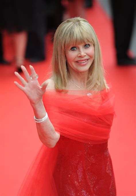 britt ekland   edinburgh international film