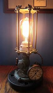 Steampunk Lamp Gallery ALL ABOUT HOUSE DESIGN : Vintage