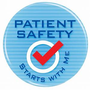 Patient Safety Starts With Me Button Positive Promotions