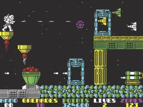 making  exolon retro gamer