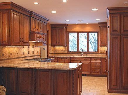 kitchen tile and cabinet combinations birch kitchen cabinets in combination with light
