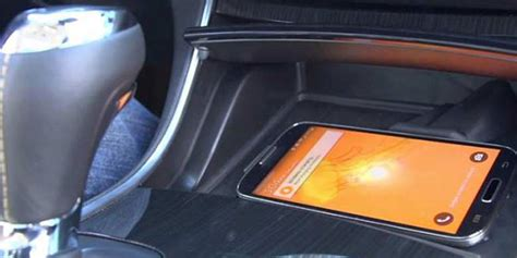 chevrolet introduces in car smartphone cooling system