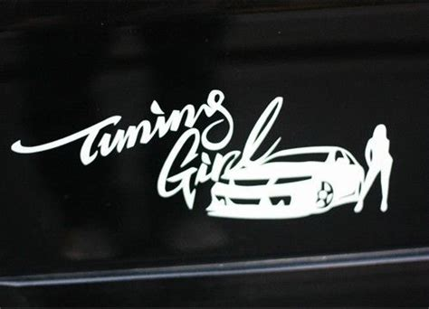 imgs  jdm car stickers  girls stickers
