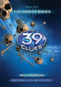 The 39 Clues: Book One: Maze of Bones: Rick Riordan : The ...