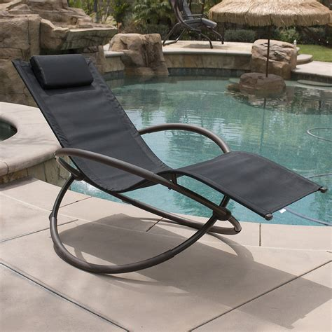orbital folding zero gravity lounge chairs outdoor