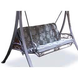 Walmart Patio Furniture Cushion Covers by Kmart Martha Stewart Amelia Island Swing Replacement