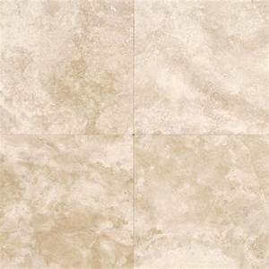 Daltile Travertine Torreo 16 in. x 16 in. Honed Natural ...