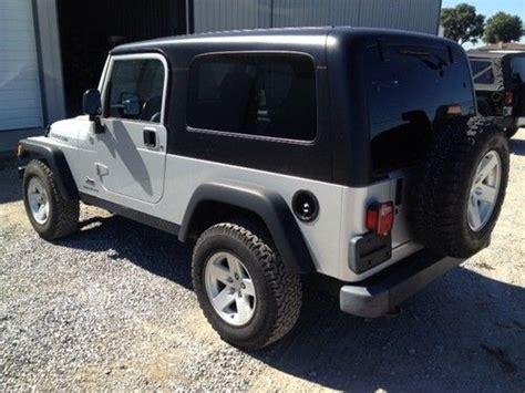 2006 jeep wrangler 4 door buy used 2006 jeep wrangler unlimited rubicon sport