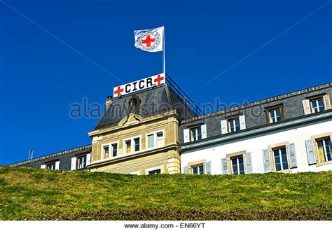 siege croix icrc headquarters geneva switzerland photos icrc