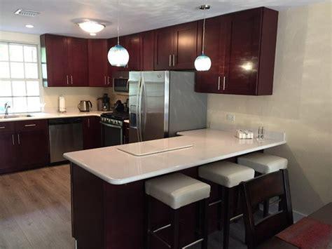 buy ready made kitchen cabinets buy mocha shaker rta ready to assemble kitchen cabinets 8014