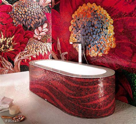 Zauberhafter Look Mit Luxuriösen Mosaikfliesen